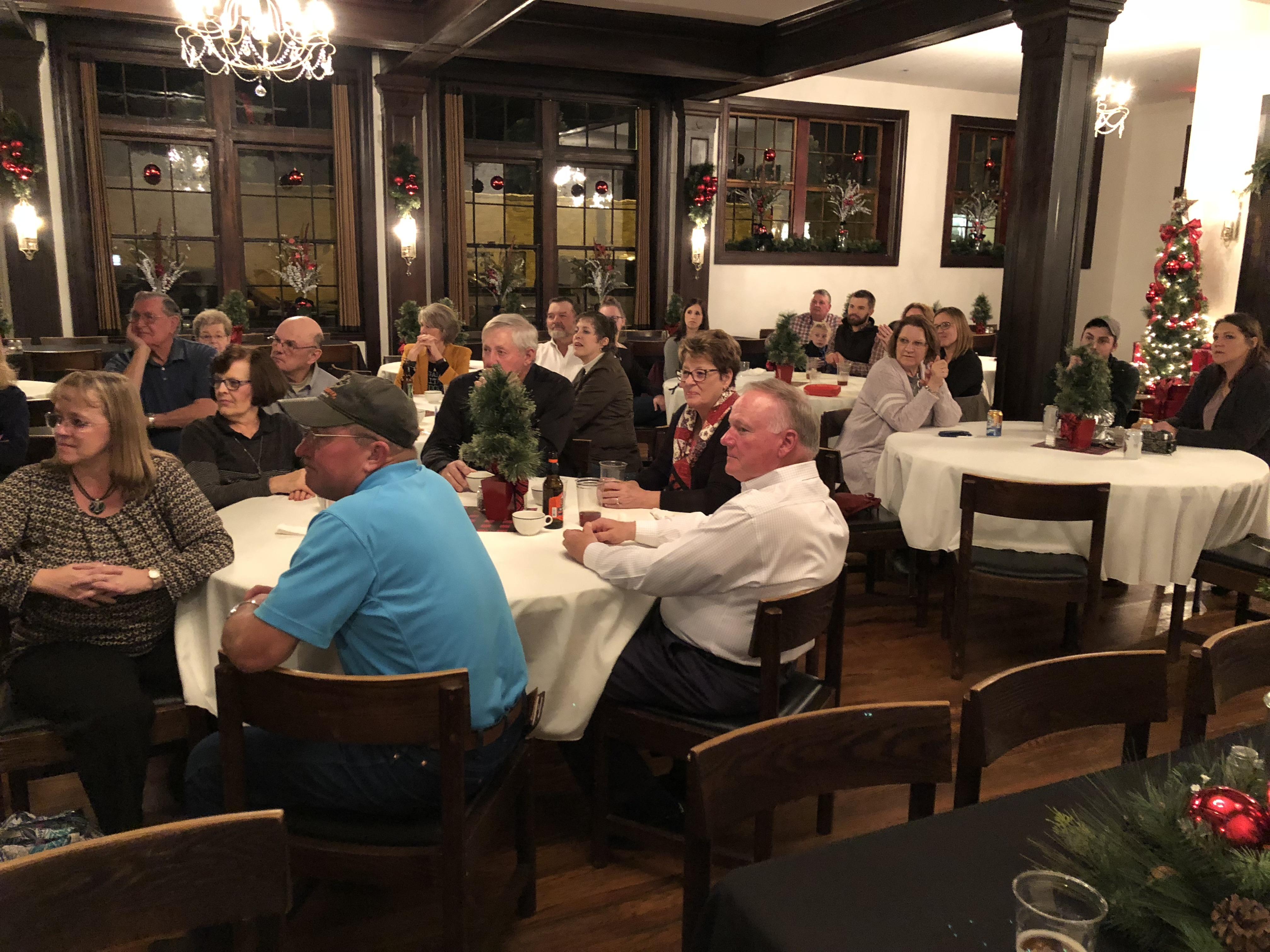 Annual Meeting at Historic Hartington Hotel