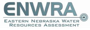 Eastern Nebraska Water Resources Assessment Logo