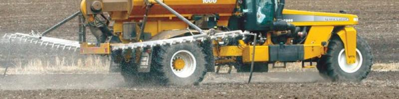 Lewis & Clark NRD Encourages Producers to Use Best Management Practices When Applying Fertilizer