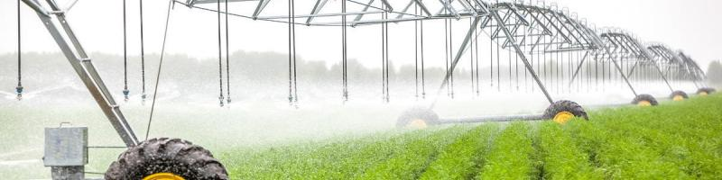 Permits Required for Chemical Application through Irrigation Systems